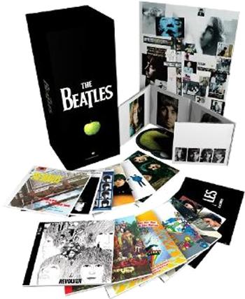 2009 Beatles Stereo Box Set