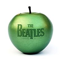 The Beatles Stereo Box Set Apple-shaped USB Flash drive, 2009