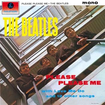 Please Please Me LP, 1963 Beatles debut
