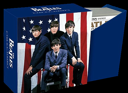 The Beatles US Albums 13-CD Box Set released on Jan. 20/21, 2014